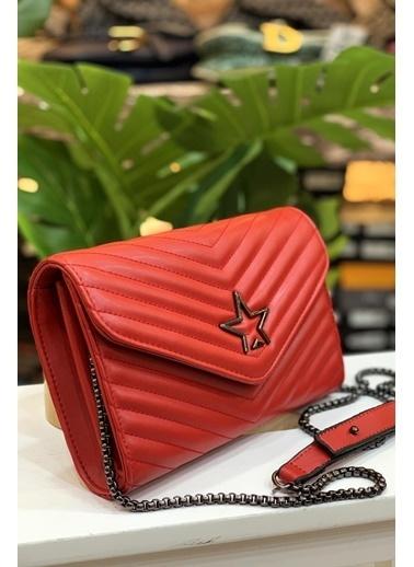 Limoya Çanta Kırmızı